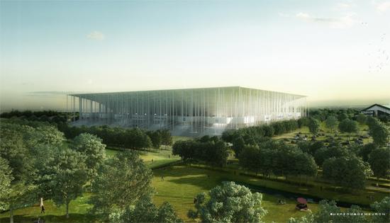 Les futurs Stades de France - Horizon 2016 - Page 2 4195