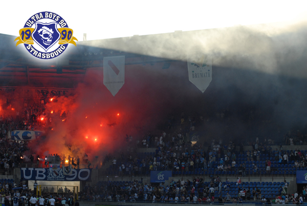 Supporters RC Strasbourg
