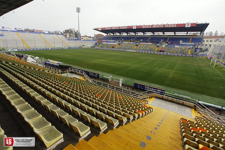 Stadio Ennio Tardini - Info-stades
