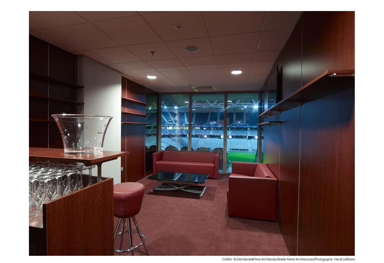 Stade pierre mauroy info stades - Location loge stade de france ...