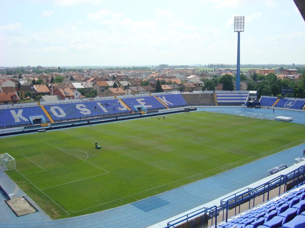 Stadion Gradski vrt - Info-stades